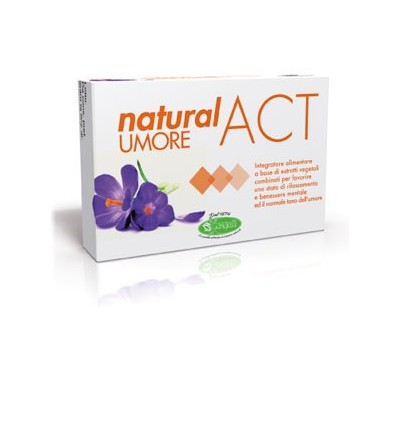 Natural Act Umore 60 cps