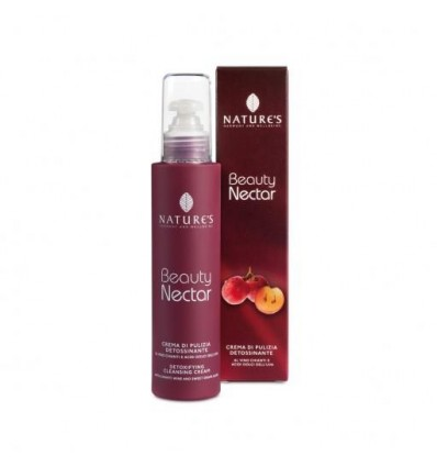Beauty Nectar - Crema di pulizia detossinante 150 ml