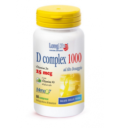 Dcomplex 1000 60cpr