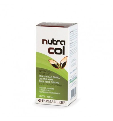 Nutra Col - gocce - 100 ml